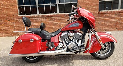 Used 2019 Indian® Motorcycle Chieftain® Classic Icon
