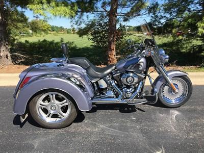 Used 2012 Harley-Davidson® Softail® Fat Boy®