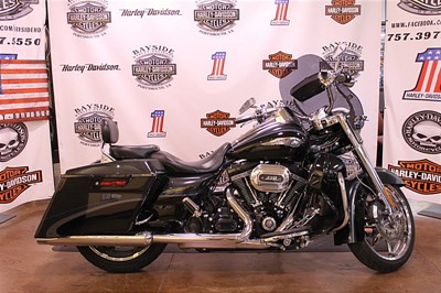 Used 2013 Harley-Davidson® CVO™ Road King® 110th Anniversary