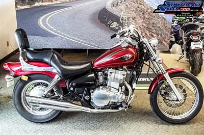 Used 2002 Kawasaki  Vulcan 500 LTD