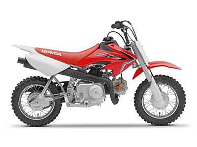 New 2019 Honda® CRF50F