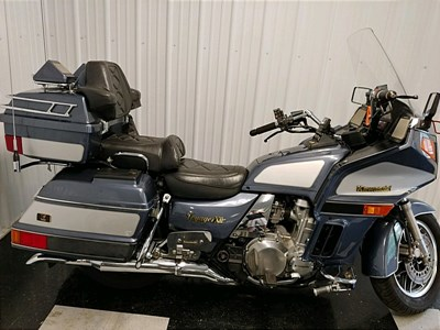 Used 2000 Kawasaki Voyager XII