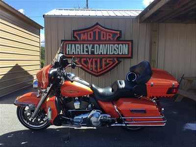 Used 2012 Harley-Davidson® Electra Glide® Ultra Classic® Anniversary Shrine Edition