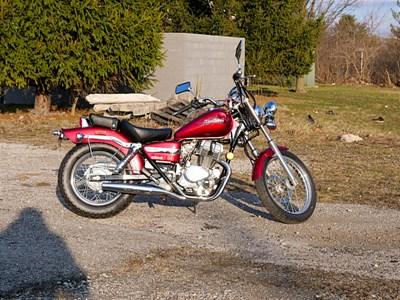 Used 2007 Honda® Rebel