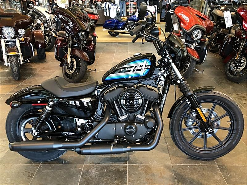 Photo of a 2019 Harley-Davidson® XL1200NS Iron 1200™