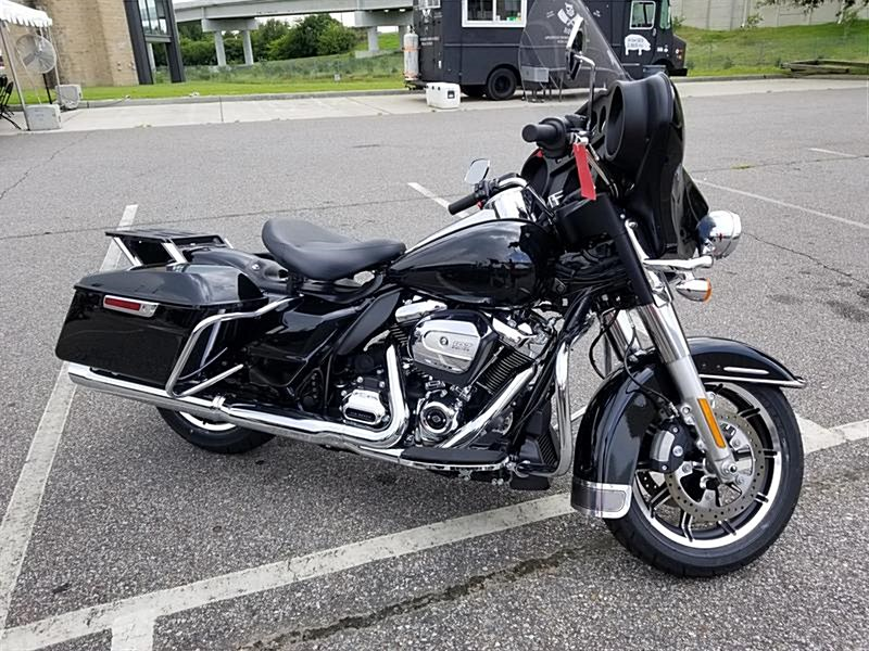 Photo of a 2017 Harley-Davidson® FLHTP Electra Glide® Police