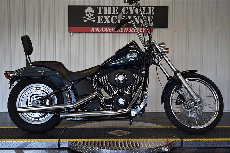 Photo of a 2002 Harley-Davidson® FXSTB/I Softail® Night Train®