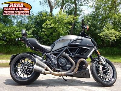 Used 2014 Ducati Diavel Strada