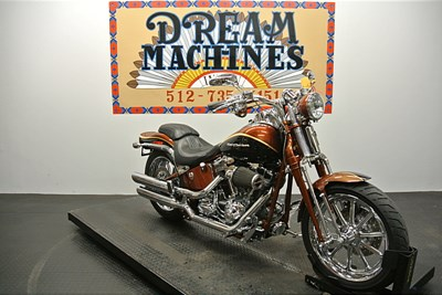 Used 2008 Harley-Davidson® Screamin' Eagle® Softail® Springer® Anniversary