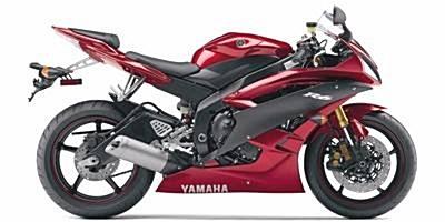 Photo of a 2007 Yamaha YZF-R6