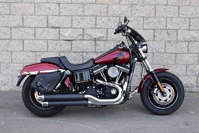 Photo of a 2016 Harley-Davidson® FXDF Dyna® Fat Bob®