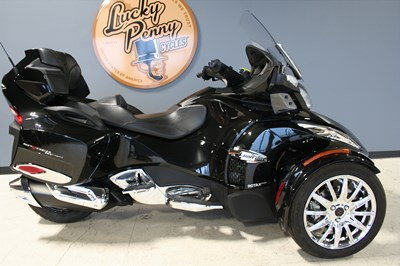 Used 2016 Can-Am Spyder RT Limited