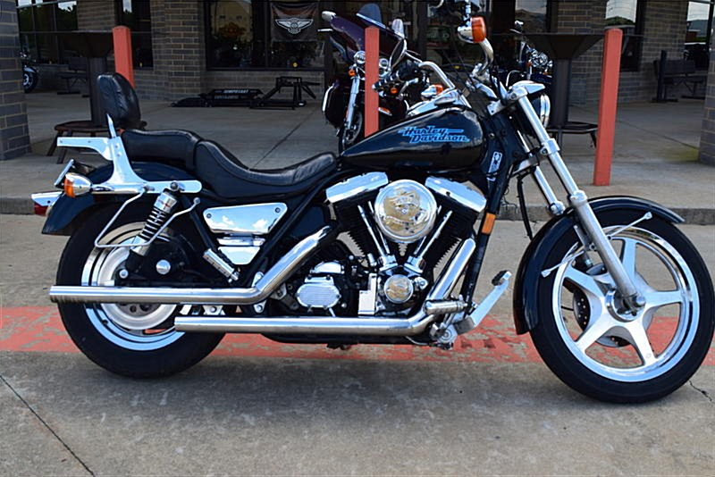 Photo of a 1991 Harley-Davidson® FXRS Low Rider®