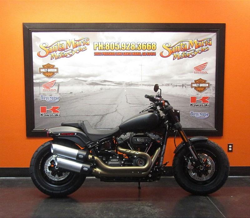 Photo of a 2018 Harley-Davidson® FXFBS Softail® Fat Bob® 114