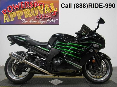 Used 2013 Kawasaki Ninja® ZX™-14R