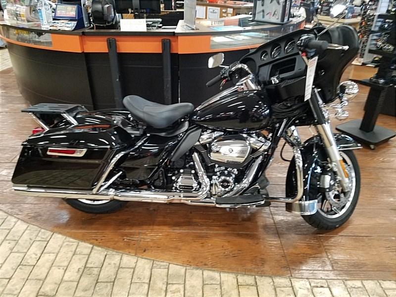 2018 Harley Davidson 174 Flhtp Electra Glide 174 Police Vivid