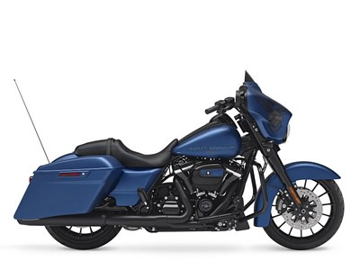 New 2018 Harley-Davidson® Touring Street Glide® Special 115th Anniversary