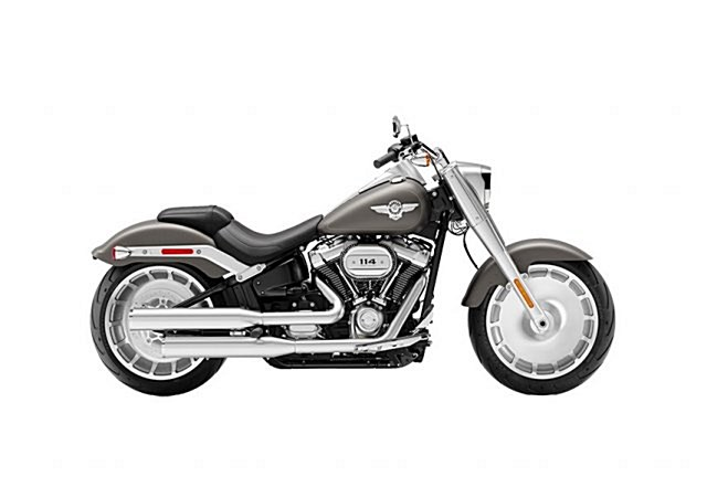 Photo of a 2019 Harley-Davidson® FLFBS  Softail® Fat Boy® 114