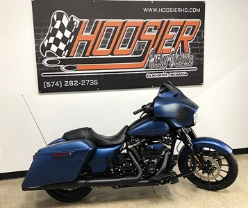 Used 2018 Harley-Davidson® Touring Street Glide® Special 115th Anniversary