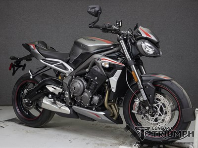 Used 2020 Triumph Street Triple RS