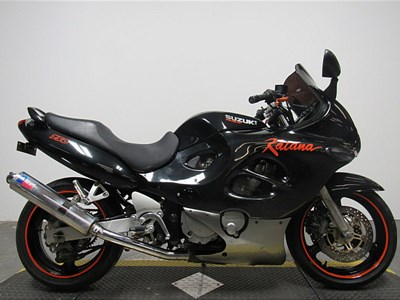 Used 2002 Suzuki Katana 750