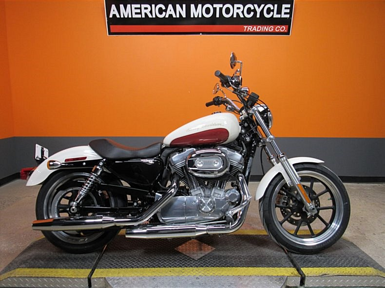 Photo of a 2012 Harley-Davidson® XL883L Sportster® 883 SuperLow™