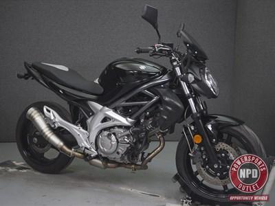 Used 2009 Suzuki Gladius