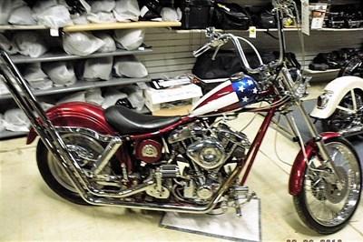 Used 1976 Harley-Davidson® Custom