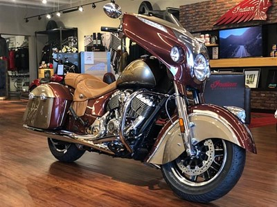 New 2019 Indian® Chieftain® Classic