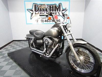 Used 2007 Harley-Davidson® Dyna® Street Bob®