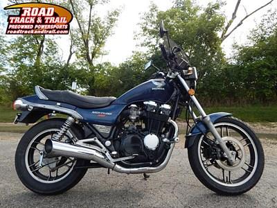 Used 1985 Honda® Nighthawk 650