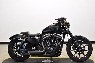 Used 2017 Harley-Davidson® Sportster® Iron 883™
