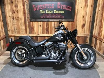 Used 2015 Harley-Davidson® Softail® Fat Boy® Lo