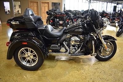 Used 2016 Harley DavidsonR Tri GlideR Ultra
