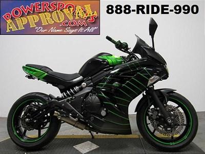 Used 2014 Kawasaki Sport Ninja 650 ABS