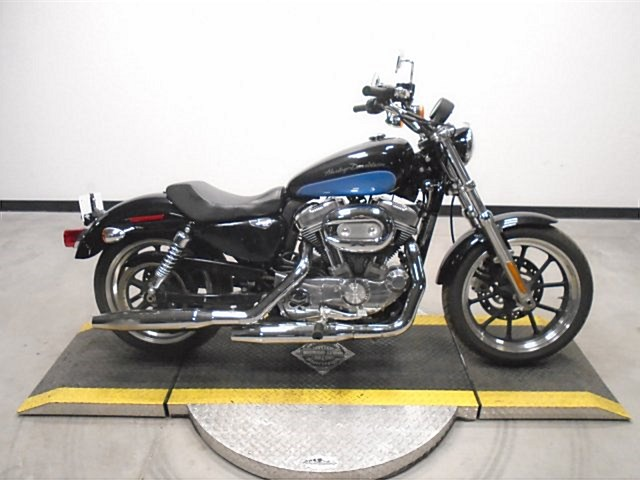 Photo of a 2012 Harley-Davidson® XL883L Sportster® 883 SuperLow™