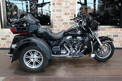 Harley Trikes For Sale >> Tri Glide Ultra Classic