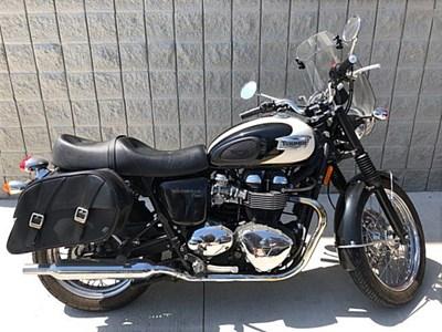 Used 2011 Triumph Bonneville T100