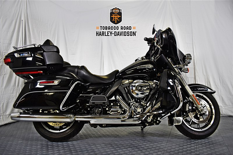 Photo of a 2016 Harley-Davidson® FLHTCU Electra Glide® Ultra Classic®