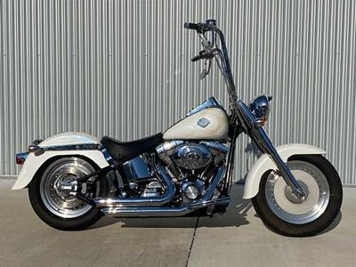 Used 2001 Harley-Davidson® Fat Boy®