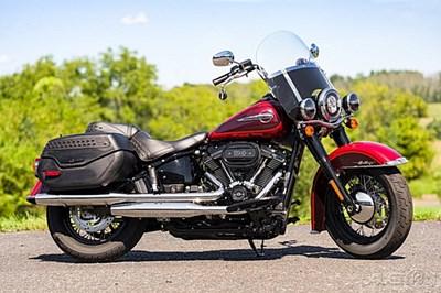 Used 2019 Harley-Davidson® Softail® Heritage Classic 114