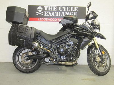 Used 2013 Triumph Tiger 800 ABS