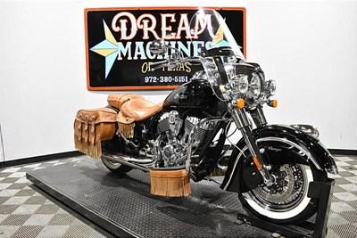 Used 2015 Indian® Motorcycle Chief® Vintage