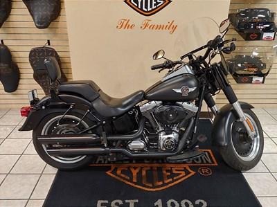 Used 2010 Harley-Davidson® Softail® Fat Boy® Shrine Special Edition
