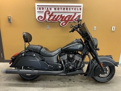 Used 2019 Indian® Motorcycle Chief Dark Horse®