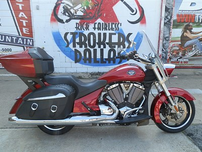 Used 2012 Victory Cross Roads®