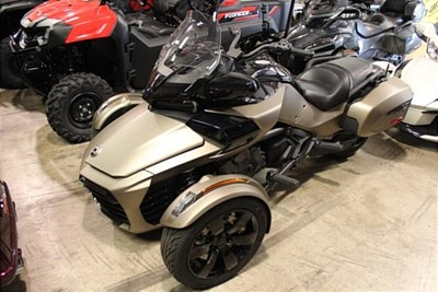 New 2019 Can-Am Spyder F3-T