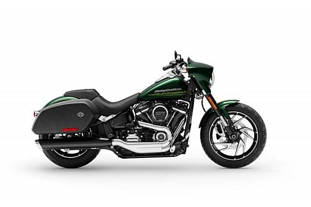 Photo of a 2019 Harley-Davidson® FLSB Softail® Sport Glide®