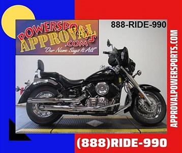 Used 2002 Yamaha V-Star 1100 Classic