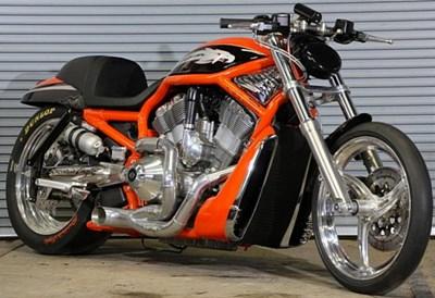 Used 2006 Harley-Davidson® Screamin' Eagle V-Rod® Destroyer